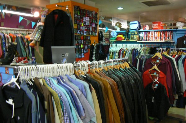 Revival Vintage Clothing is a small vintage clothes store situated