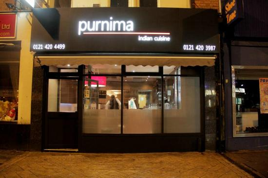 Purnima indian restaurant