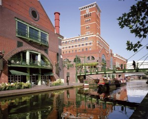 Brindley Place Bars & Restaurants