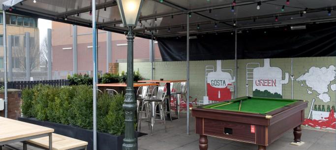 Gosta Green Courtyard
