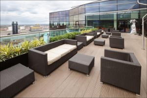 Marco Pierre White's Rooftop Terrace