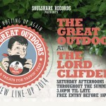 the great outdoors poster Summer 2014 Line Up