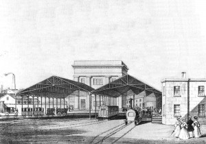 Curzon St Station Birmingham