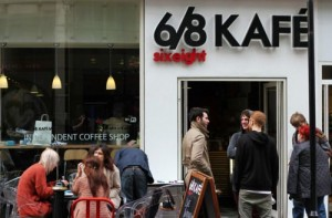 Popular independent coffee shop Six Eight Kafe will be at the fair