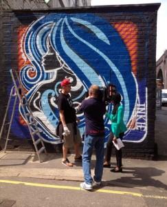 City of Colours Birmingham Artist