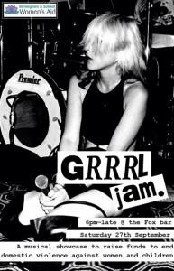 girl jam birmingham