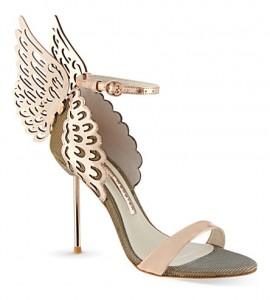 Evangeline heeled sandals by Sophia Webster