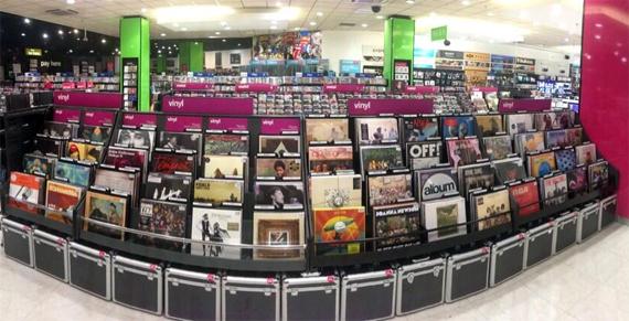 HMV Records Birmingham