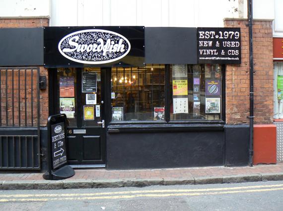 swordfish records, birmingham, swordfish birmingham, swordfish bham, bham, vinyl birmingham, vinyl records, record store birmingham, vinyl store, uk vinyl, mothers earth experiment,