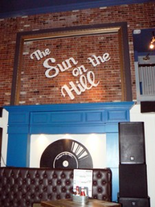 Sun on The Hill Music