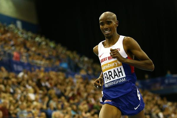 What's the secret behind Mo Farah's success?