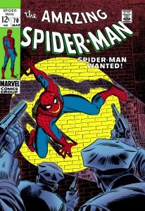 Spider Man 70