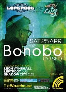 Bonobo Leftfoot