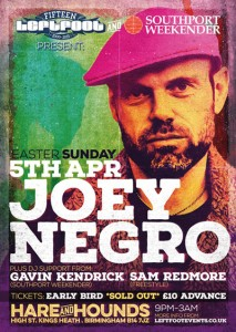 Joey Negro Hare and Hounds