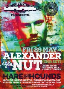 Alexander Nut Birmingham