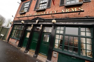 The Old Moseley Arms