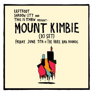 Mount Kimbie Birmingham