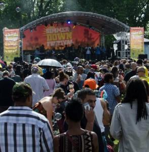 Simmer Down Birmingham Fest