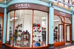 Daniel Footwear Birmingham