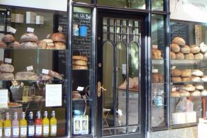 Great Western Arcade Birmingham bakery