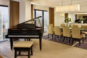 Hyatt Birmingham Lounge 2
