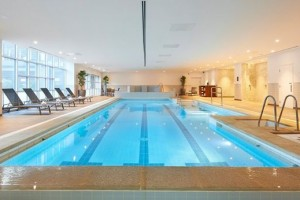 Hyatt Birmingham Swimming Pool