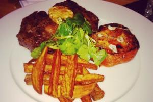 Hyatt Hotel Food