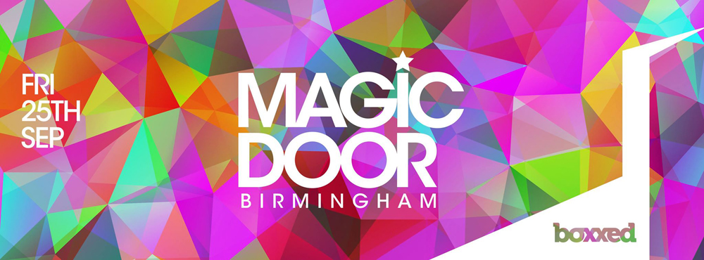 Magic Door Birmingham Club Night