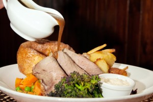 The Red Lion Sunday Roast