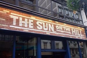 The Sun on The Hill