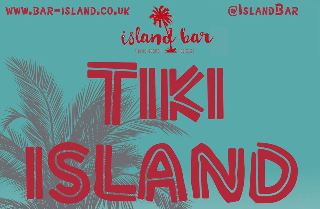 Tiki Island events Island Bar Birmingham