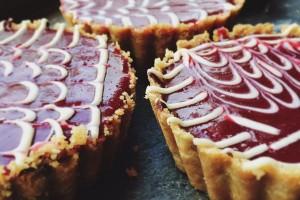 Yorks Espresso Bar tarts