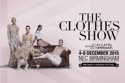 Glitz and Glam preview – The Clothes Show 2015 by Jaspreet Thiara