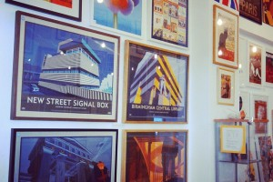 Custard Factory Picture Framers