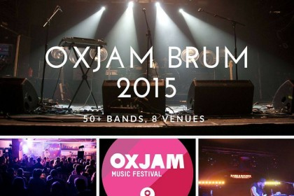 Benjamin Yellowitz confirmed for Oxjam Takeover Festival + Full Line-Up!