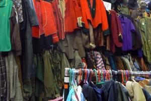 Pauls Vintage Rag Market