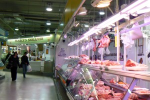 Birmingham Bullring Indoor Food Markets 2