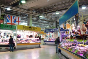 Birmingham Bullring Indoor Food Markets 3