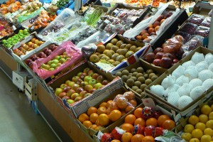 Birmingham Bullring Indoor Food Markets 4