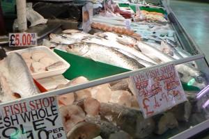 Birmingham Bullring Indoor Food Markets 5