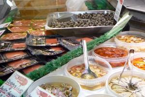 Birmingham Bullring Indoor Food Markets 8