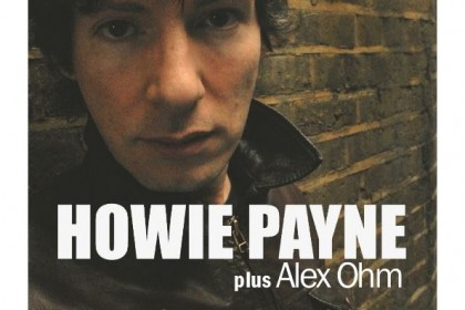 Howie Payne of Liverpool group 'The Stands' set to play Hare & Hounds