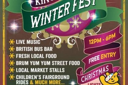 Annual Kings Heath Winter Fest