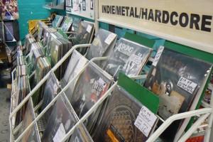 Oasis Record Shop Birmingham