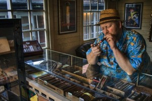 Prince of Wales Moseley cigar shed