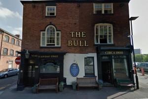 The Bull Pub Birmingham