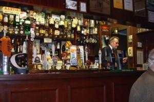 The Lamp Tavern Digbeth Inside