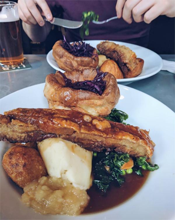 lord clifden sunday roast