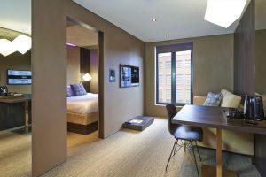 Apartment_BLOC_Birmingham_Bedroom - BLOC Hotels 496