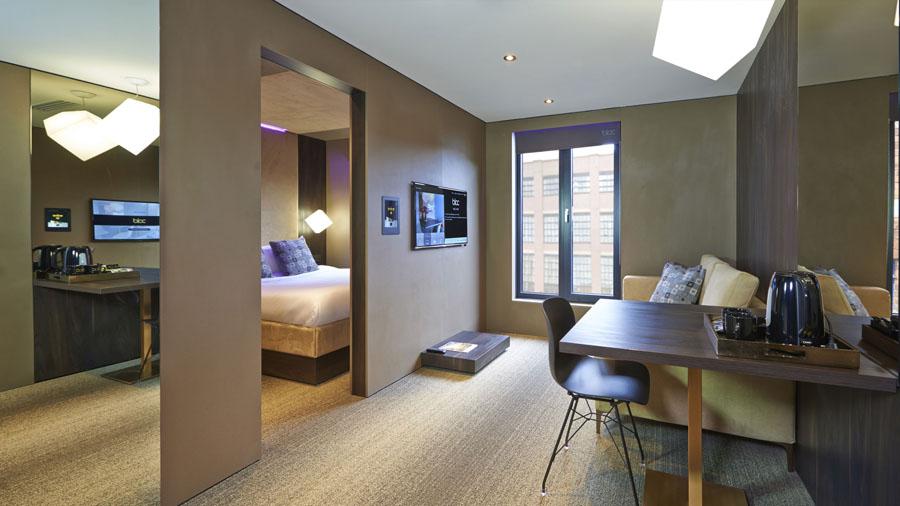 Bloc hotel birmingham for Appart hotel birmingham